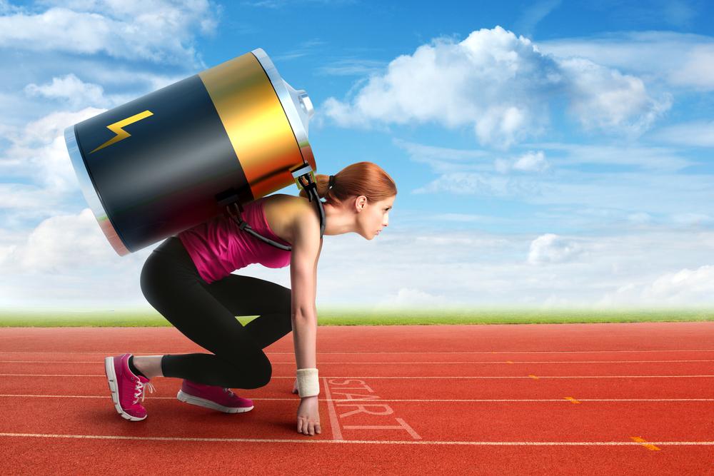 Energia del Aceite de Coco para  deportistas